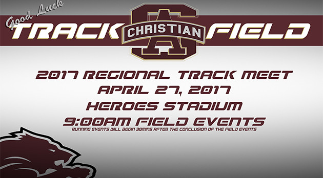 BOYS/GIRLS TRACK & FIELD – REGIONAL TRACK MEET