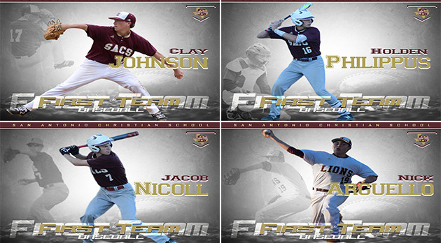 BASEBALL – ALL DISTRICT 5-5A (FIRST TEAM)