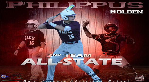 HOLDEN PHILIPPUS- 2nd TEAM ALL STATE