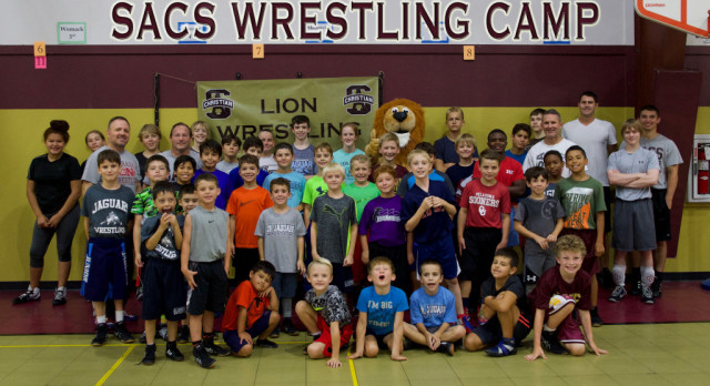 SACS WRESTLING CAMP
