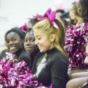 JV Cheer at VB Think Pink 2016