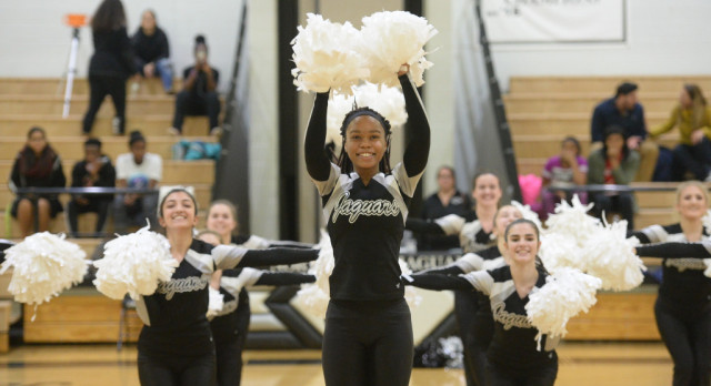 Pom Tryout Information for 2017-2018 School Year