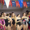 Girls Swim / Dive vs QO 1/14/17