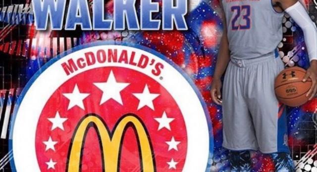 Jonesboro High's M.J. Walker named McDonald's All-American
