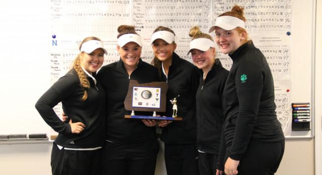 Congratulations Girls Golf – TRL League Champions