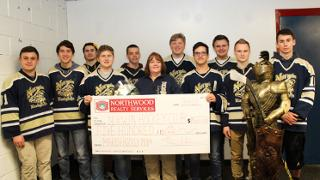 Norwin Ice Hockey Awarded by Pittsburgh Penguins