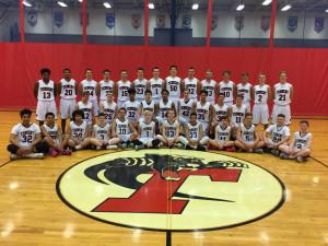 2016-2017 Boys Basketball