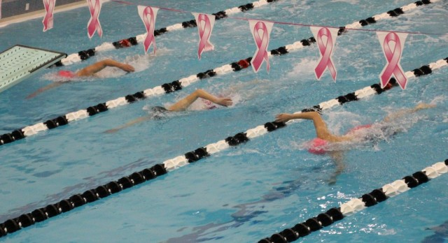 Central Bucks South sweeps William Tennent in annual Pink Out meet