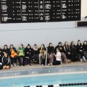 Tennent Girls Swim Team VS. Upper Moreland 2-3-2017