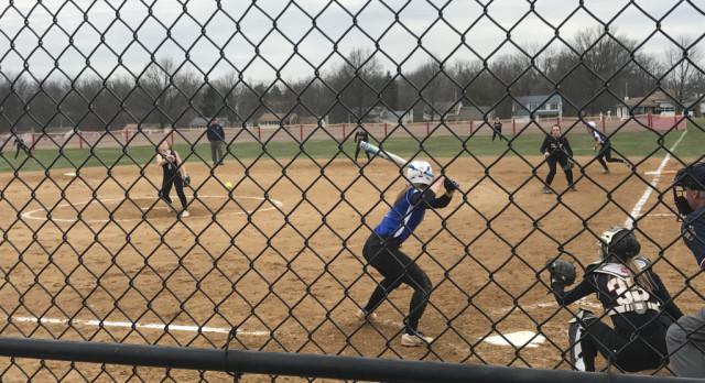 William Tennent High School Varsity Softball falls to Quakertown Community Senior High School 8-6