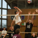Tennent Boys Volleyball @ Abington 4/19/17