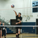 Tennent Boys Volleyball @ CR North 4/26/17