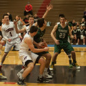 Boys Varsity Basketball vs. Pennridge 1/31/17