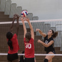 Girls Varsity Volleyball vs Neshaminy 9/13/17
