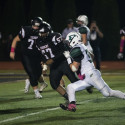Football vs Pennridge (10/13/2017)