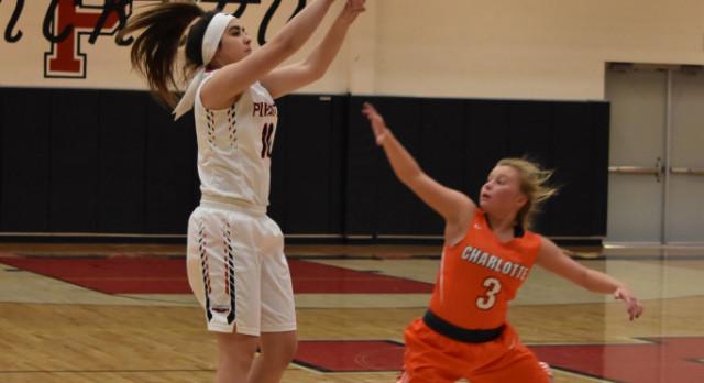Girl's Basketball Defeats Charlotte