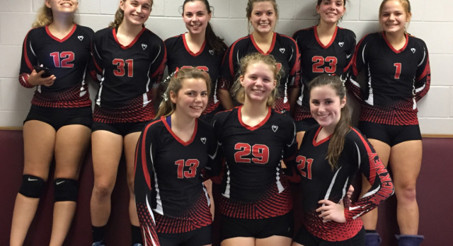 JV Volleyball Continues Playing Great!