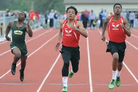 Blunt Named Track Athlete of the Year