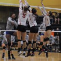 Volleyball District Play