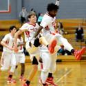 MHS JV Boys Basketball vs Saline 02-03-17