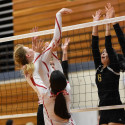 JV Volleyball vs. Ann Arbor Huron – 9/19/17