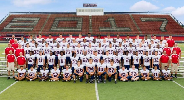 Austintown Fitch #5 on OHSFCA Academic All-Ohio Football Team