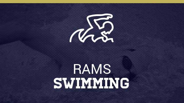 Boys Swimming ties Steel Valley 56-56