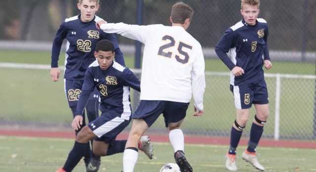 Boys Soccer falls to Mars in WPIAL Playoffs
