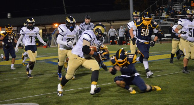 Football gets revenge, eliminates Mars from WPIAL Playoffs