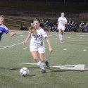 Girls Soccer Senior Night vs. Trinity