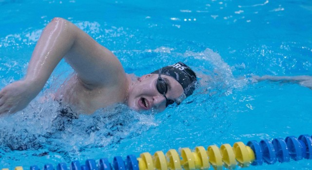Ram Swimmers compete at WPIAL Championships