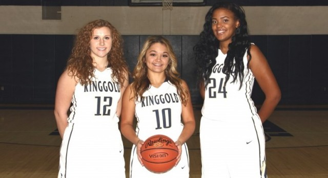 Girls Basketball tops Uniontown on Senior Night