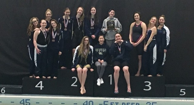 Ringgold Swimmers perform well at Elizabeth Forward Invitational