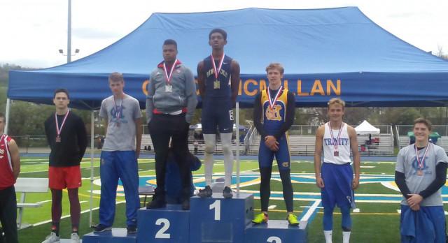 Boys take second, Vandusen MVP at Washington-Greene County Championships