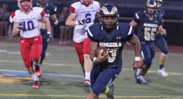 Football escapes with win against Laurel Highlands 21-19