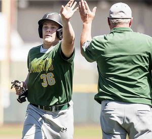 Bergan Baseball at State!