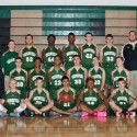 Boys JV Basketball Team 2016-17
