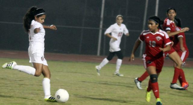 PHS Girls Varsity Soccer Aims For Improvement