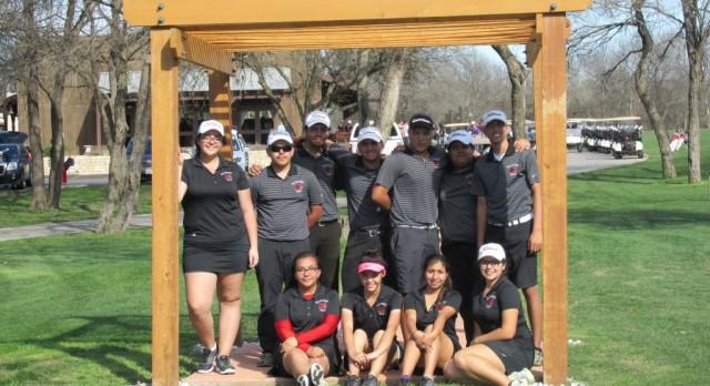Par's All Around for Palmview High School's Golf Team