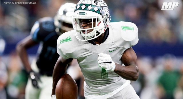 Jalen Reagor Receives All-State Honors