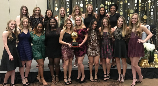 2016 Volleyball Banquet and Awards