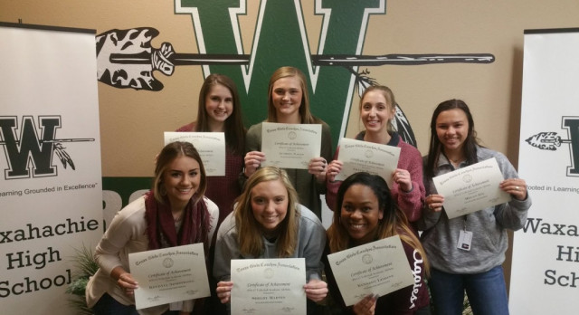 Volleyball Academic All State