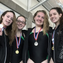 400 free relay gold medalist
