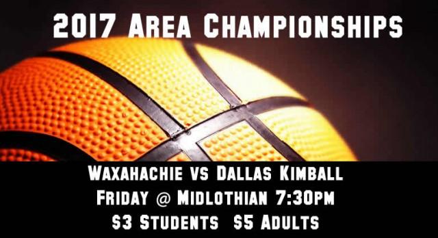 Basketball Area Championship
