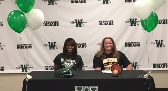 Lady NDNS Track Signings