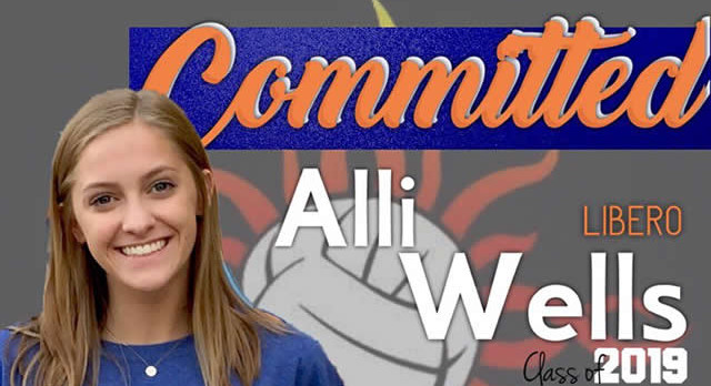 Alli Wells Commits to UTA