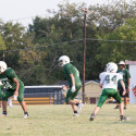 Finley and Howard Junior High Scrimmage Against Lancaster 09-05-2017