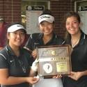 Girls Golf District Tournament