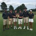Boys Golf District Tournament