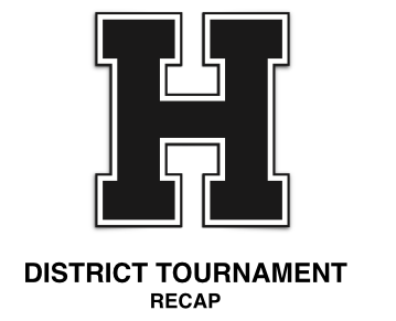 SPRING SPORTS DISTRICT TOURNAMENT RECAP